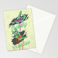 Deeply Creative Stationery Cards
