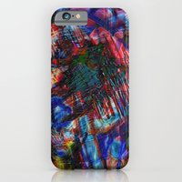 iPhone Cases featuring no.106 by Padma H.D.