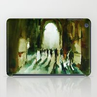 without an end or a beginning  iPad Case