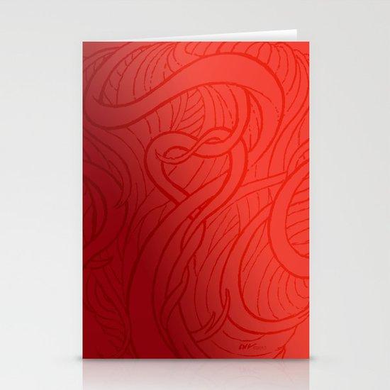LOVE HAIR Stationery Card