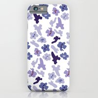 iPhone & iPod Case featuring Jacaranda by ColorisBrave