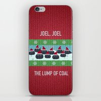 Lump Of Coal / Christmas… iPhone & iPod Skin