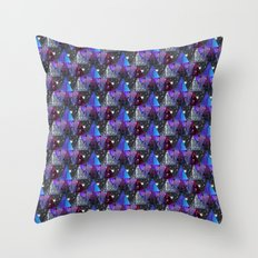 Interplanetary Wonders Throw Pillow