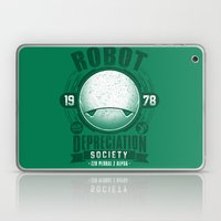 Robot Depreciation Society Laptop & iPad Skin