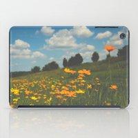 Dreaming In A Summer Fie… iPad Case