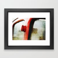 36 Ford Hinge Framed Art Print