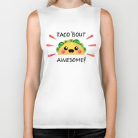 Taco 'bout awesome! Biker Tank