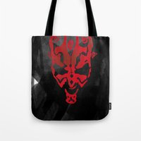 The Phantom Menace Tote Bag