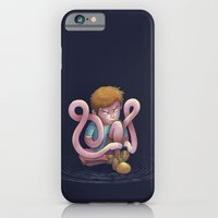 iPhone & iPod Case featuring Mimic by Miguel Co