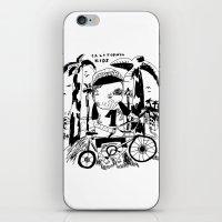 California Kidz iPhone & iPod Skin