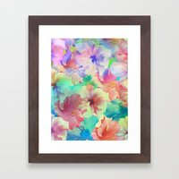 Hibiscus Dream #2 Framed Art Print