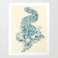 Horsemen Of The Apocalyp… Art Print