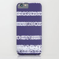 iPhone & iPod Case featuring Sequenced by mentalX