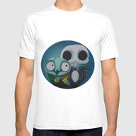 T-shirt featuring The Owl Jack And Sally by Annelies202