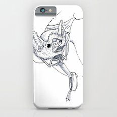 Joel The Vampire Bat iPhone 6 Slim Case