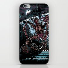 The Dead's Pace iPhone & iPod Skin