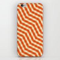 Midcentury Pattern 03 iPhone & iPod Skin