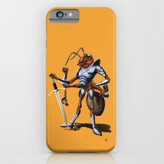 Soldiering On (colour) Slim Case iPhone 6s
