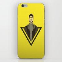 Jensen / Deus Ex: Human Revolution iPhone & iPod Skin