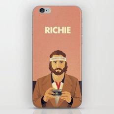 Richie iPhone & iPod Skin