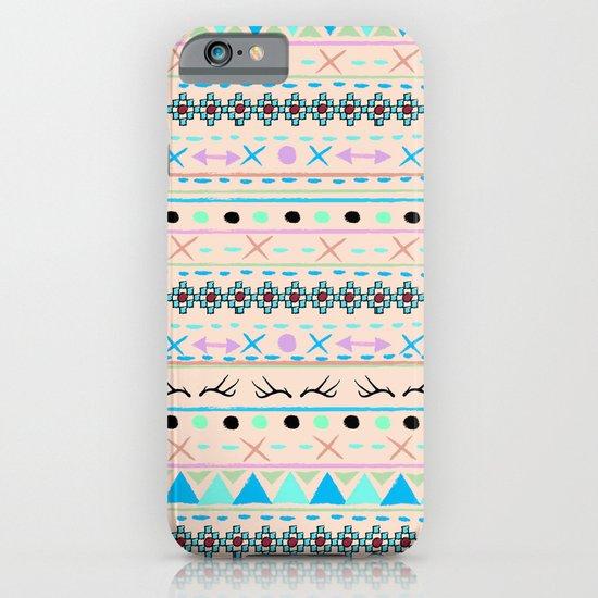 SWEET WINTER PATTERN iPhone & iPod Case