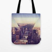 ∇ I Tote Bag