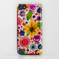 iPod Touch Cases featuring calypso by sylvie demers