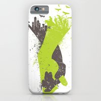iPhone & iPod Case featuring Living With Harmony by kojoshop
