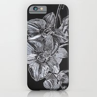 Silver Orchid iPhone 6 Slim Case