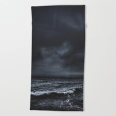 I´m fading Beach Towel