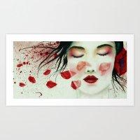 Head Wounds Art Print