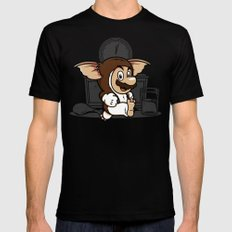It's-a me, Gizmo! Black Mens Fitted Tee SMALL