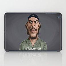 Celebrity Sunday ~ Che Guevara (Revolution Caliente special) iPad Case