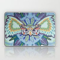 Angry Owl Laptop & iPad Skin