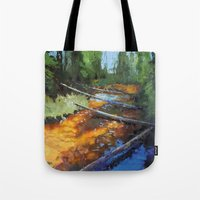 Gold Rush! Tote Bag