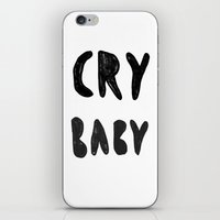 Baby iPhone & iPod Skin