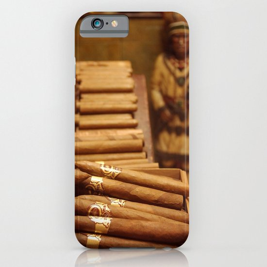 Cigarros iPhone & iPod Case