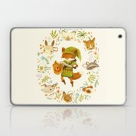 Laptop & iPad Skin featuring The Legend Of Zelda: Mam… by Teagan White