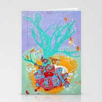 The Lamb of God Stationery Cards
