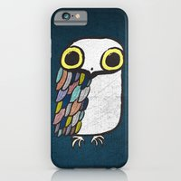Wise Little Owl iPhone 6 Slim Case