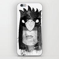 Bird Head iPhone & iPod Skin