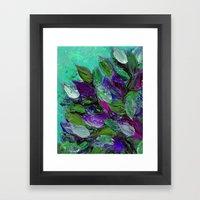 BLOOMING BEAUTIFUL 1 - F… Framed Art Print
