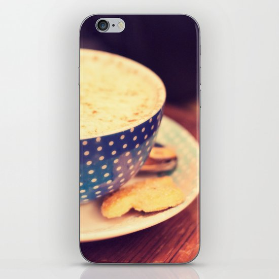 A Cup of Coffee iPhone & iPod Skin