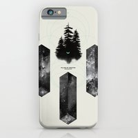 iPhone & iPod Case featuring PILLARS OF CREATION by Amanda Mocci