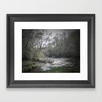 The Lost World.. Framed Art Print
