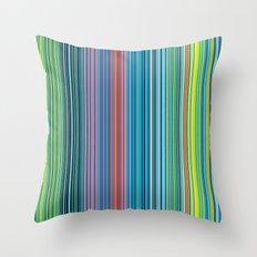 STRIPES22 Throw Pillow