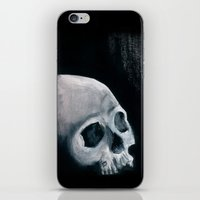 Bones XVI iPhone & iPod Skin