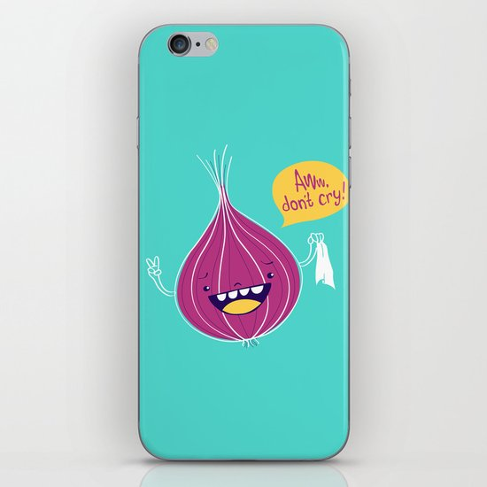 Awwnion iPhone & iPod Skin