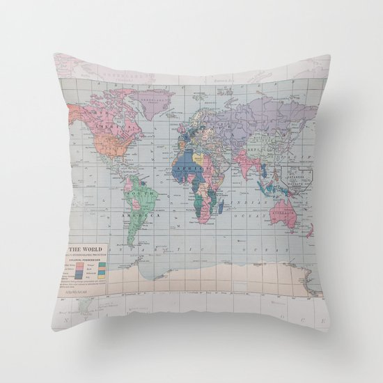Lost Without You Throw Pillow