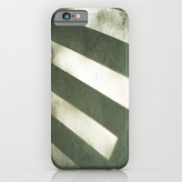 iPhone & iPod Case featuring porch, shadows. by rachel kelso